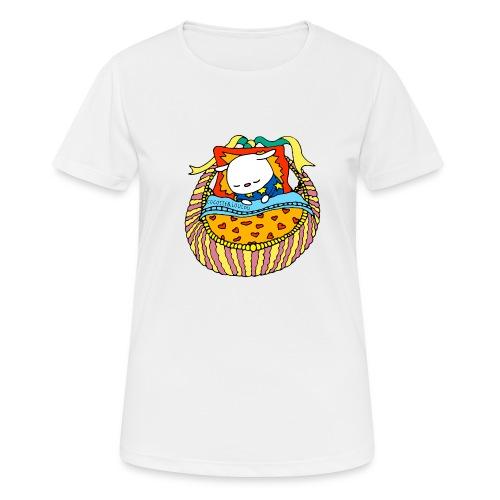 Bilkai au lit - T-shirt respirant Femme