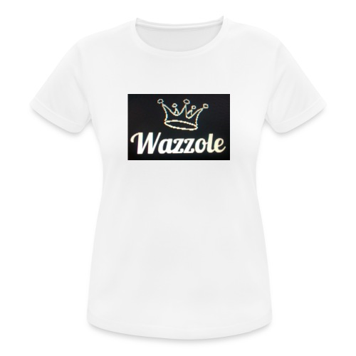 Wazzole crown range - Women's Breathable T-Shirt
