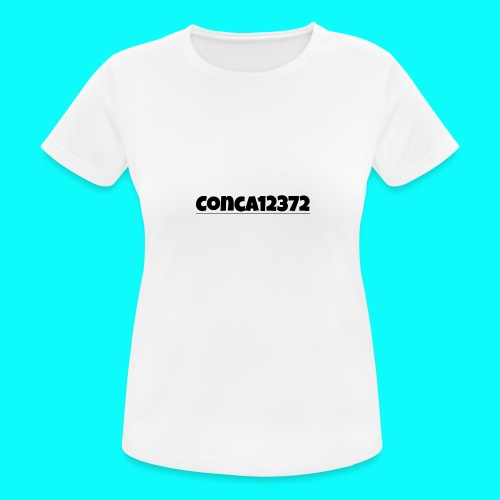 Conca12372 - Women's Breathable T-Shirt