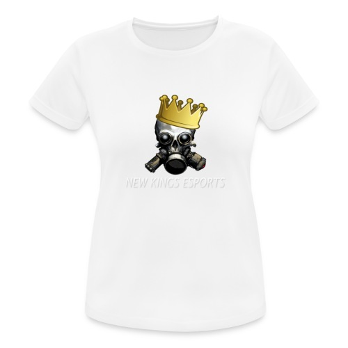 New Kings Esports Logo big - Frauen T-Shirt atmungsaktiv