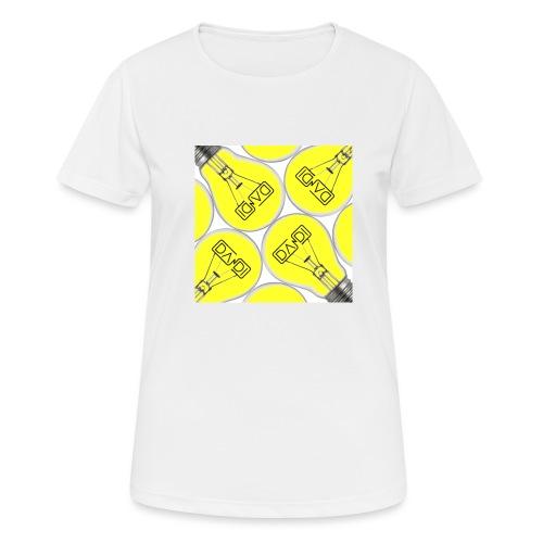 Dandi Idee - Maglietta da donna traspirante