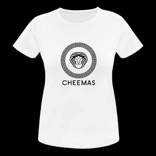 CHEEMAS - T-shirt respirant Femme