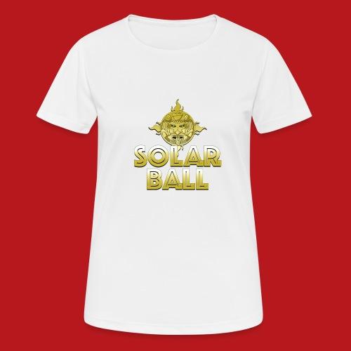 Solar Ball - T-shirt respirant Femme