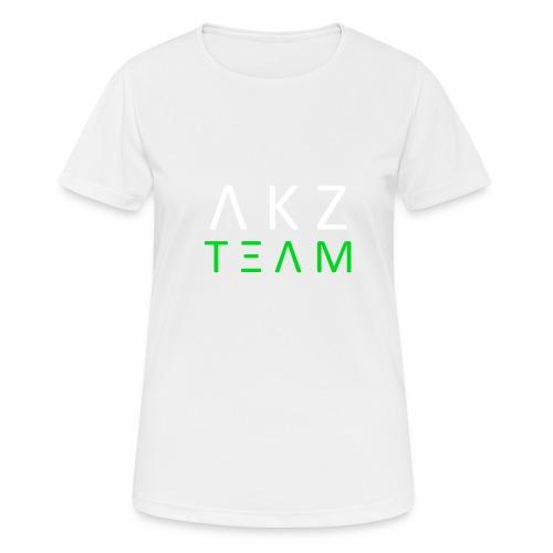 AKZProject Team - Edition limitée - T-shirt respirant Femme