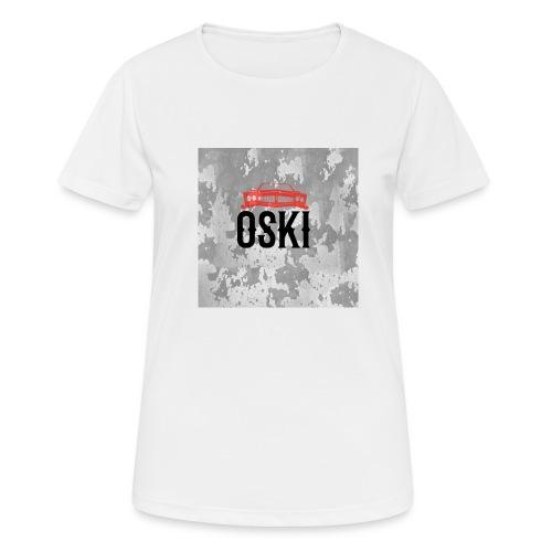 Osky - Camiseta mujer transpirable