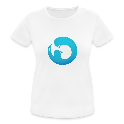 Logo iG | Team Esport - T-shirt respirant Femme