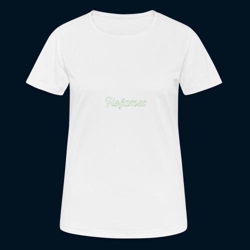 camicia di flofames - Maglietta da donna traspirante
