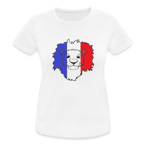 Lion France - T-shirt respirant Femme
