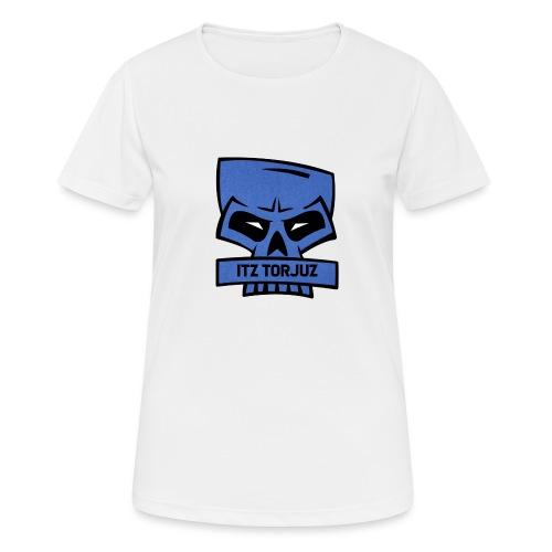 Itz Torjuz - Pustende T-skjorte for kvinner