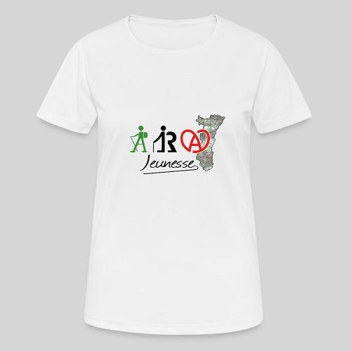 ARA Jeunesse - T-shirt respirant Femme