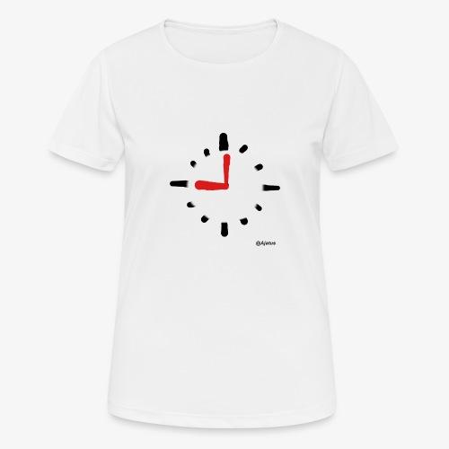 Kello - naisten tekninen t-paita