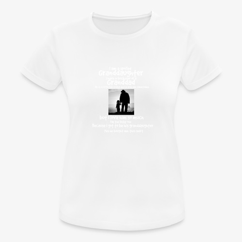 Granddad - Women's Breathable T-Shirt