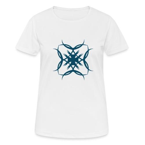 Ritter Kreuz - Frauen T-Shirt atmungsaktiv
