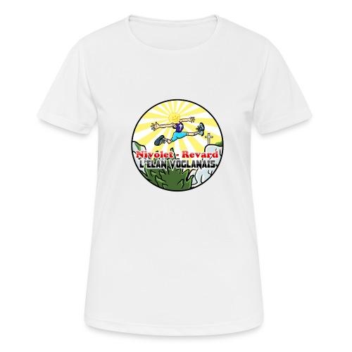 Trail Nivolet Revard - T-shirt respirant Femme