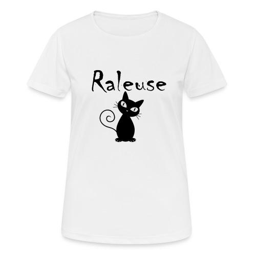 Tshirt Raleuse - T-shirt respirant Femme