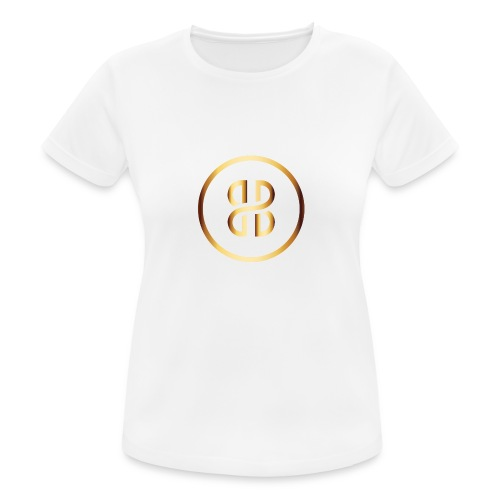 BKI logo circle - Women's Breathable T-Shirt