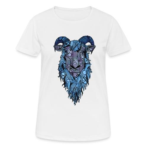 Sau - Pustende T-skjorte for kvinner