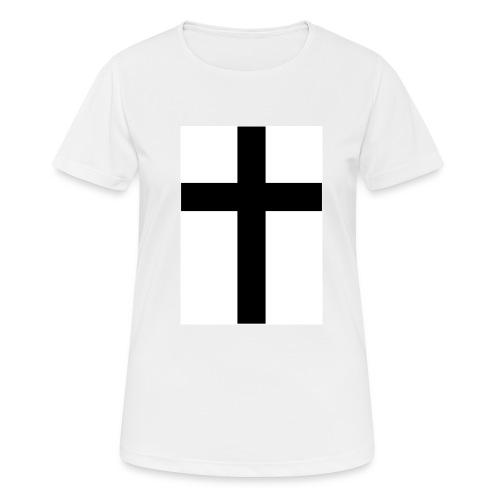 Cross - Andningsaktiv T-shirt dam