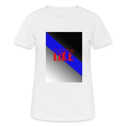 like - T-shirt respirant Femme