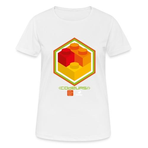 Esprit Club Brickodeurs - T-shirt respirant Femme