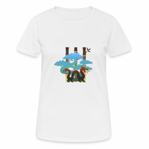 Dragon - Women's Breathable T-Shirt
