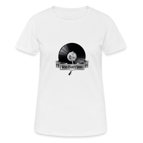 Badge - Women's Breathable T-Shirt