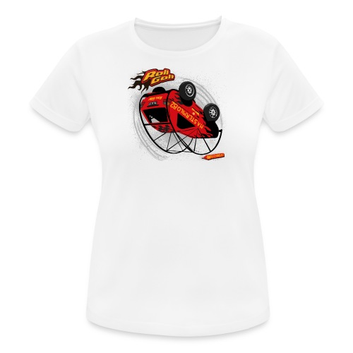 RollGolf - vrouwen T-shirt ademend