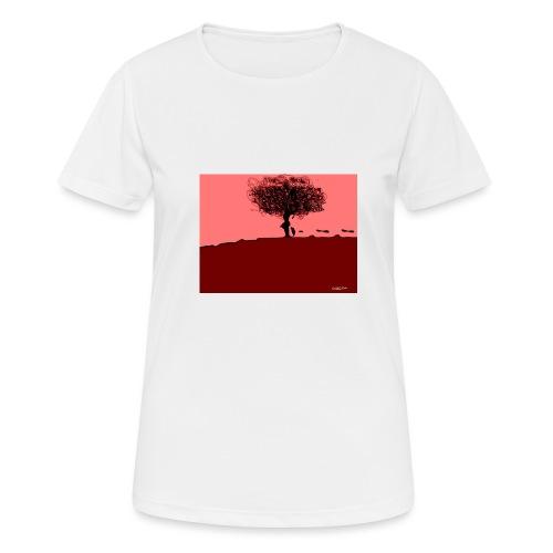 albero_0001-jpg - Maglietta da donna traspirante
