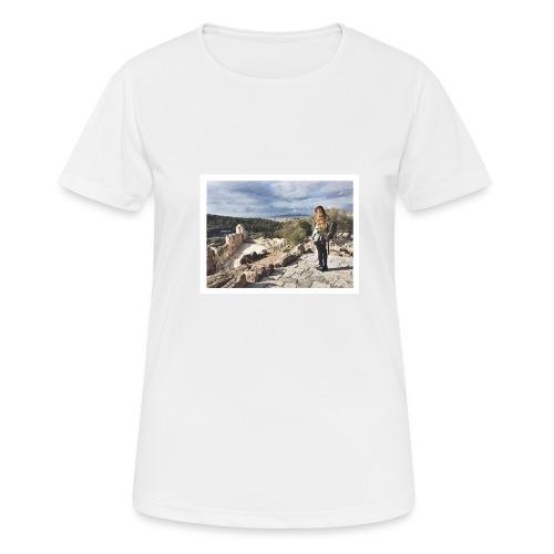 Greece - Koszulka damska oddychająca