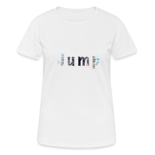 Jump - Women's Breathable T-Shirt