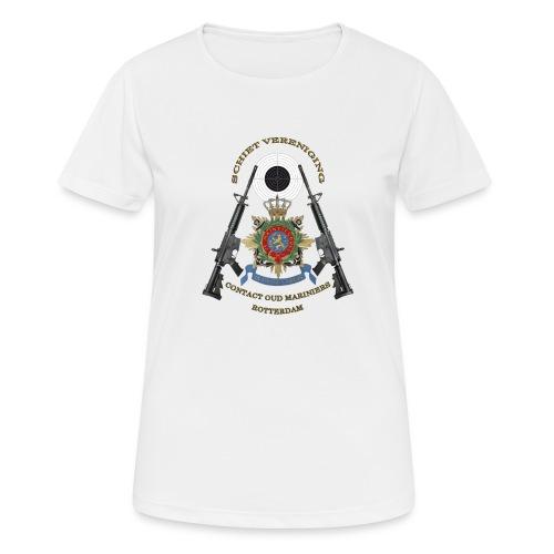 COM SV KLEUR1 TBH - vrouwen T-shirt ademend