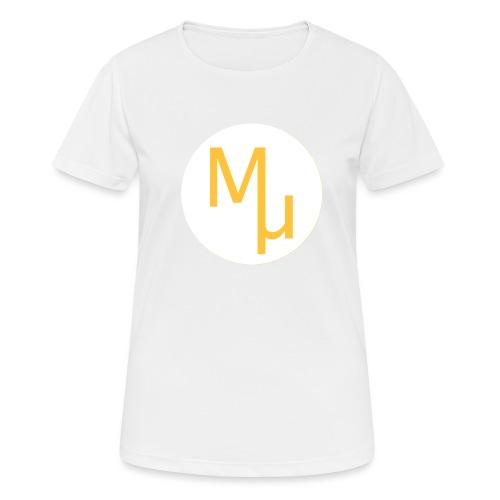 MU DESIGN - T-shirt respirant Femme