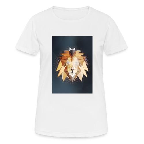 Polygon Lion - Frauen T-Shirt atmungsaktiv