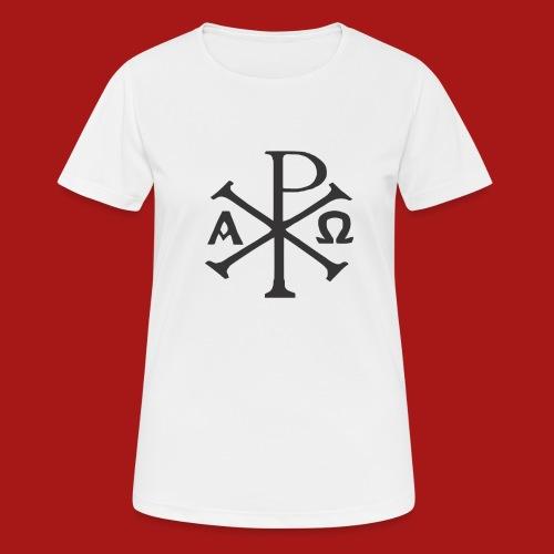 Kompasset-AP - Dame T-shirt svedtransporterende