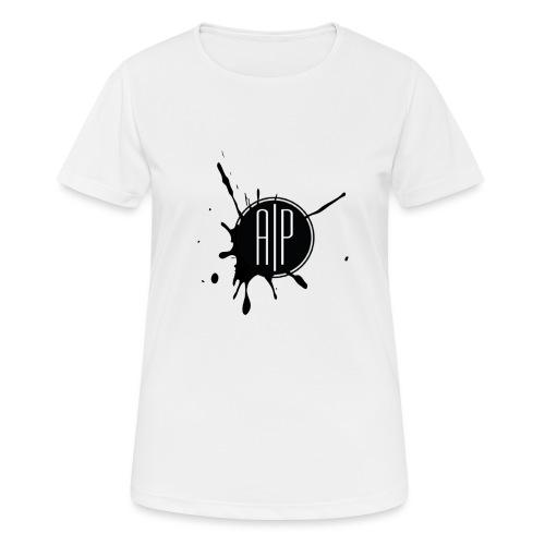 Atomic-Print - T-shirt respirant Femme