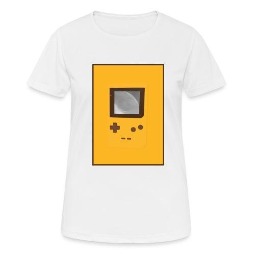 Game Boy Nostalgi - Laurids B Design - Dame T-shirt svedtransporterende