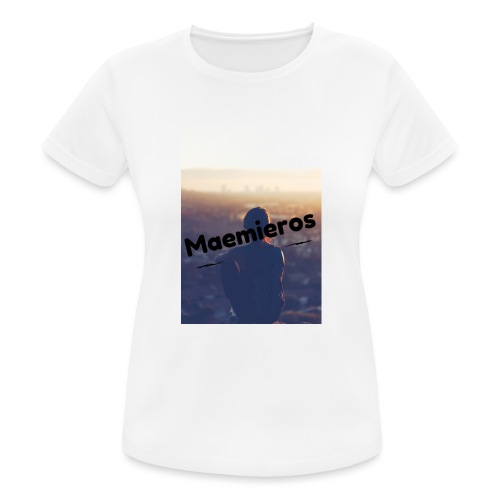 garciavlogs - Camiseta mujer transpirable