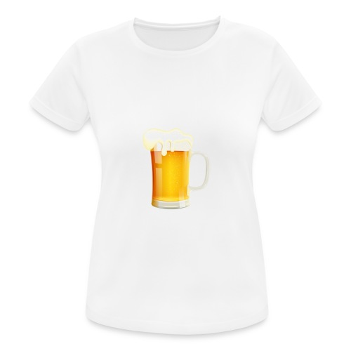 Setu pagot te ha da bere giuramente - Frauen T-Shirt atmungsaktiv