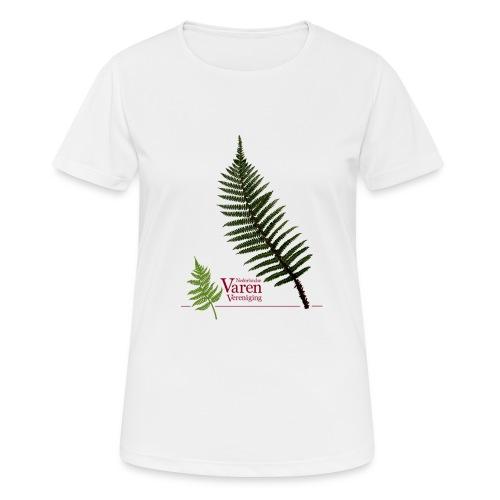 Polyblepharum - Vrouwen T-shirt ademend actief