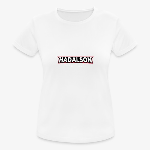 The True Fan Of Hadalson - Women's Breathable T-Shirt