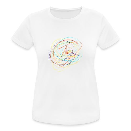 Change Direction - Women's Breathable T-Shirt