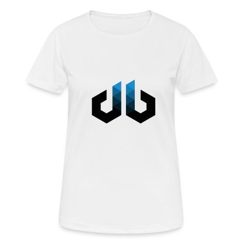 digitalbits Logo - Frauen T-Shirt atmungsaktiv