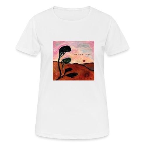 Lonely Man - Frauen T-Shirt atmungsaktiv