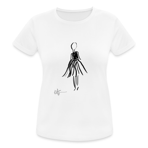 Lady - Women's Breathable T-Shirt