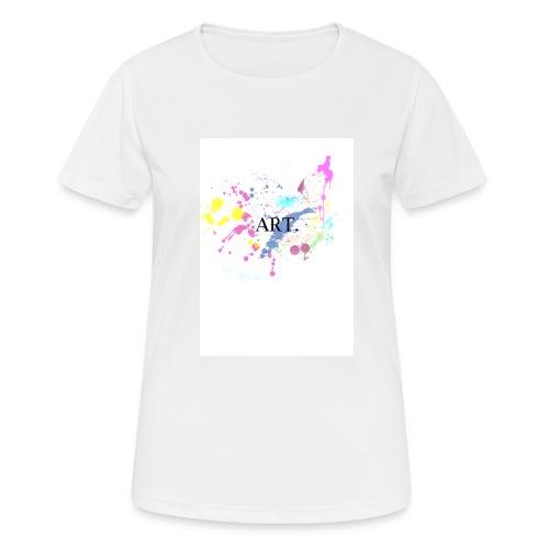 ART - T-shirt respirant Femme