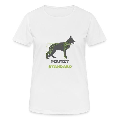 - PerfectStandard - - Camiseta mujer transpirable