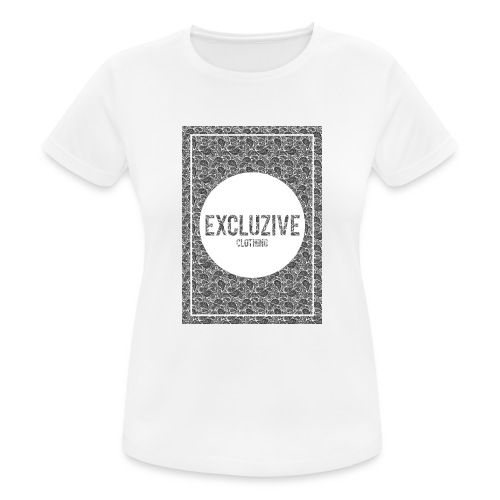 B-W_Design Excluzive - Women's Breathable T-Shirt