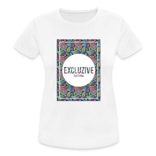 Colour_Design Excluzive - Women's Breathable T-Shirt