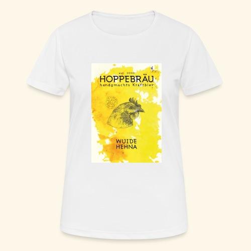 Wuide Hehna - Frauen T-Shirt atmungsaktiv