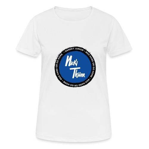 Classic Logo - Frauen T-Shirt atmungsaktiv